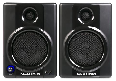 M-Audio Studiophile AV 40 front